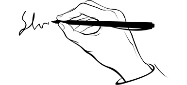 lilla toscana växthotell illustration hand